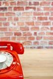 Téléphone rotatoire Photographie stock libre de droits