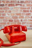 Téléphone rotatoire Images stock