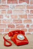 Téléphone rotatoire Photo stock