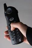 Téléphone sans fil Images stock