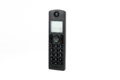 Téléphone sans fil moderne de DECT Photo libre de droits