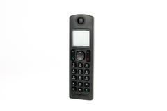 Téléphone sans fil moderne de DECT Photographie stock libre de droits