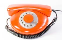Téléphone vieux Images libres de droits