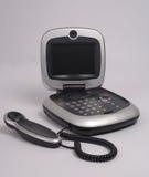 Téléphone visuel Photo libre de droits
