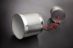 Téléphones de bidons Images libres de droits