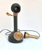 Téléphonez à antique Photo libre de droits