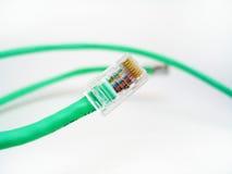 Téléphonez le fil II image stock