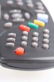 Télévision à télécommande. photos stock