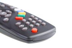 Télévision à télécommande. image libre de droits