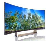 télévision Photos libres de droits