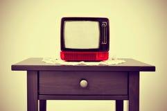 Télévision antique illustration de vecteur