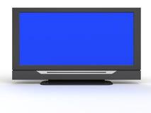 Télévision d'affichage à cristaux liquides Photo libre de droits