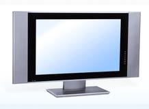Télévision d'affichage à cristaux liquides Photos stock
