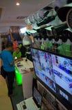 Télévision en circuit fermé Images libres de droits