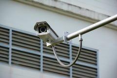 Télévision en circuit fermé Photographie stock libre de droits