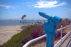 Télescope à jetons Images stock