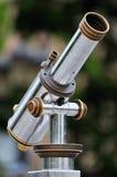 Télescope Images libres de droits