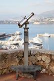 Télescope de Turist photos stock