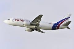 TÉNÉRIFE 18 JUILLET : Atterrissage plat, le 18 juillet 2017, canari de Ténérife Images stock