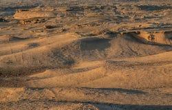 Ténérife, montagne d'Amirilla, secteur du sud photographie stock libre de droits