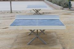 Ténis de mesa Foto de Stock Royalty Free
