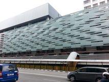 Término de autobuses de Puduraya Kuala Lumpur Malaysia Foto de archivo libre de regalías