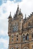 Término de Victoria, mumbai Imagem de Stock
