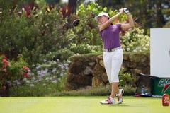 Tés de Catriona Matthew de à LPGA Malaisie Images stock