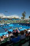 Tênis aberto do Australian imagens de stock royalty free