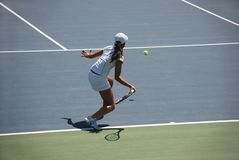 Tênis da mulher Imagem de Stock Royalty Free