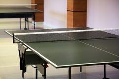 Tênis de mesa Foto de Stock