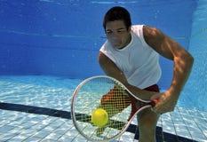 Tênis - esporte Foto de Stock