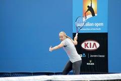 Tênis profissional no Australian 2012 aberto fotos de stock royalty free