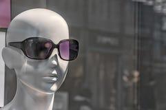 Tête chauve d'un mannequin photos libres de droits