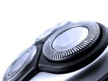 Tête d'un rasoir électrique moderne Photo libre de droits