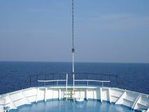 Tête de bateau Photos stock