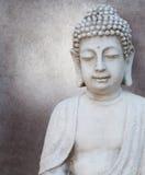 Tête de Bouddha illustration libre de droits