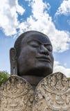 Tête de Bouddha d'image Photographie stock