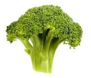 tête de broccoli Image libre de droits