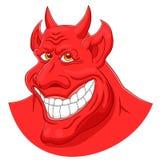 Tête de diable Photographie stock libre de droits
