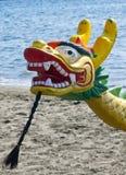Tête de dragon Photo stock