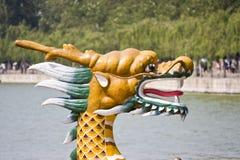 Tête de dragon Image stock