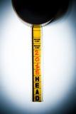 tête de film de 35mm de bobine avec Images libres de droits