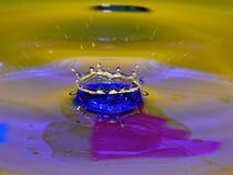 Tête de l'eau Photos libres de droits