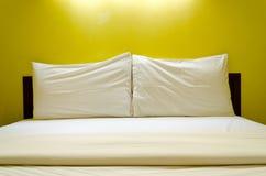Tête de lit. Image libre de droits