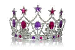 Tête de princesse Photo libre de droits