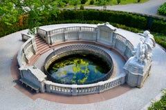 Tête de puits du Danube photo libre de droits