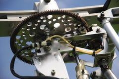 Tête de rotor d'autogyre Images libres de droits