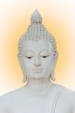 Tête de statue de Bouddha Image stock