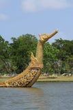Tête de Suphannahong royal thaï Photo libre de droits